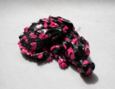 Sleeping Dragon 'Ladybird' pink dot
